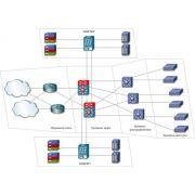 Локально вычислительные сети: дипломная работа по ИТ направлению